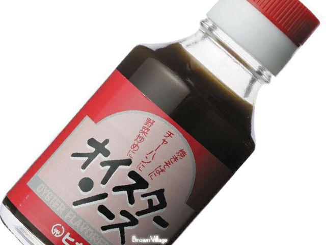 【ヒカリ オイスターソース 115g】(オーサワジャパンのその他調味料)