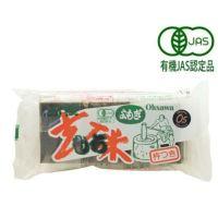 【よもぎ入玄米もち 6個入(300g) 117kcal/1個】 オーサワジャパンの玄米・穀類加工品