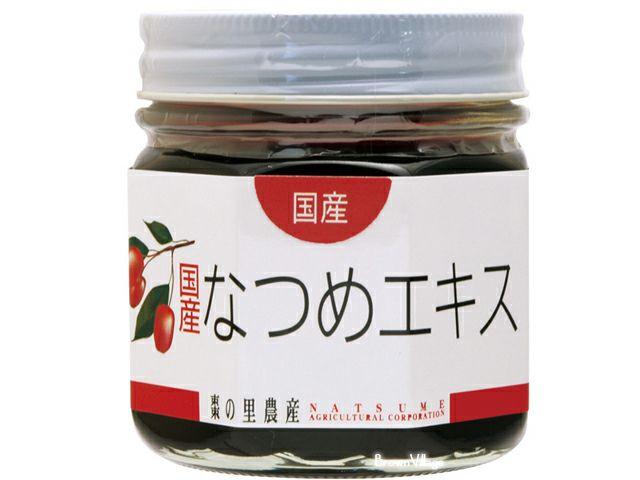 【国産なつめエキス 220g】 オーサワジャパンの甘味料