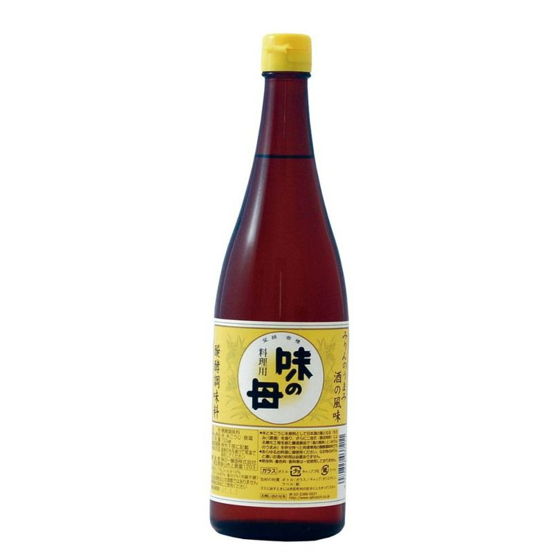 大人気商品 【味の母(みりん風調味料) 720ml  】 味の一醸造