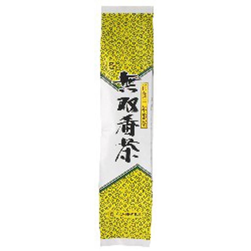 【無双番茶(三年番茶)】 三年熟成 甘味と香ばしさと、艶の逸品(ムソー)