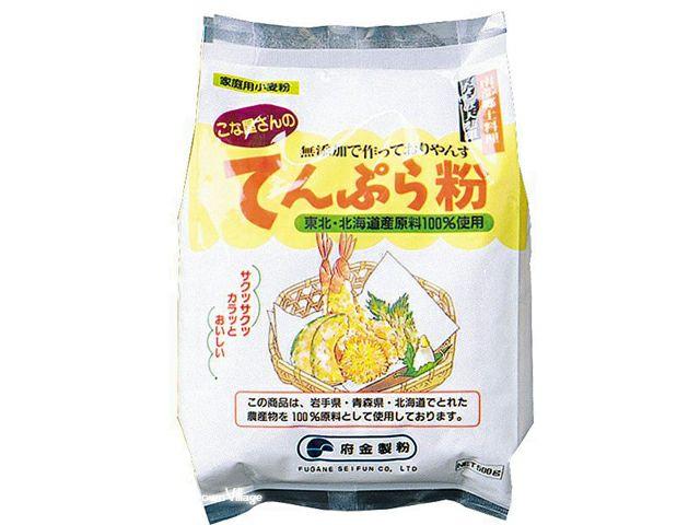 【こな屋さんのてんぷら粉(500g)】カラっ!にこだわった天ぷら粉(オーサワジャパンその他の粉類)
