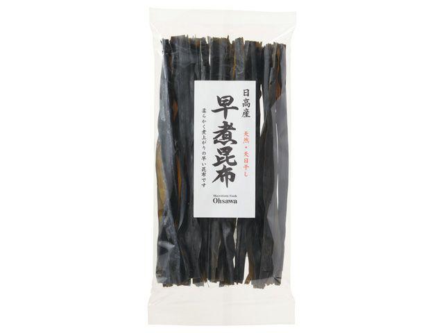 日高産 早煮昆布(100g)