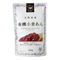 天然美食 小倉あん(300g)