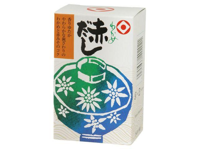 【赤だし味噌汁 (日食・9gx6)】