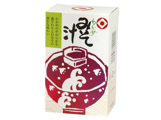 【わかめみそ汁 (日食・9gx6)】