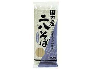 国内産・二八そば(ムソー・200g)