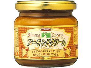 三育【アーモンドクリーム(150g)】完全無添加 なんと1瓶にアーモンド粒が71個も
