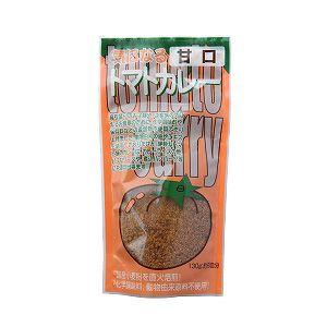 気になるトマトカレー甘口 130g(東京フード)
