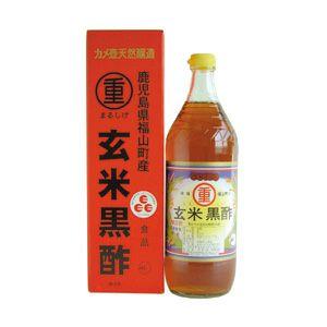 玄米黒酢 900ml(まるしげ上田)