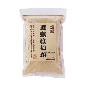 玄米はいが 焙煎粉末 300g(富士食品)