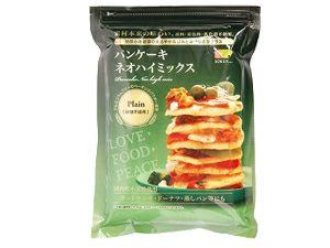 パンケーキ ネオハイミックス 砂糖不使用(プレーン) 400g