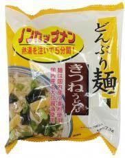 【どんぶり麺・きつねうどん 77.3g(トーエー)】×4袋入