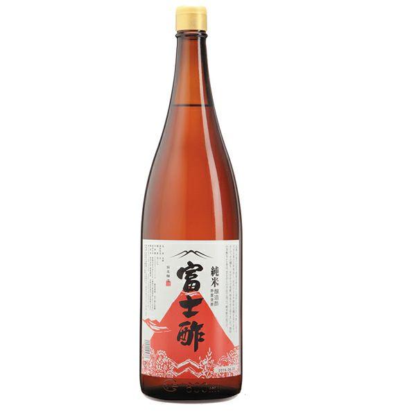 飯尾醸造純米富士酢 1.8L