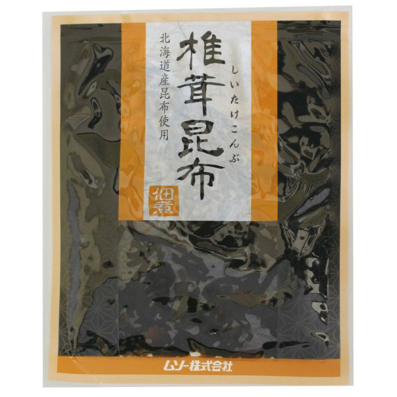 (ムソー)椎茸昆布佃煮60g