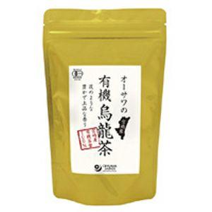 オーサワの宮崎産有機烏龍茶