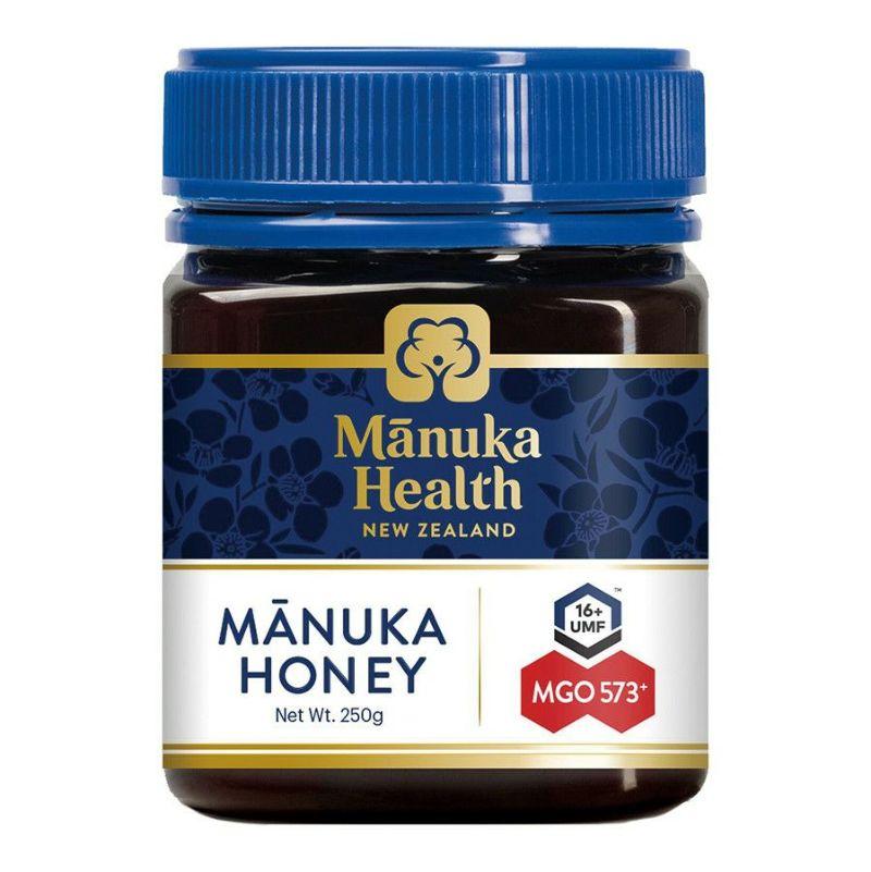 マヌカハニーMGO573+/UMF16+(250g)(マヌカヘルス)