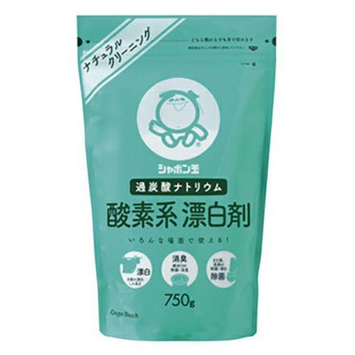 ャボン玉 酸素系漂白剤 750g